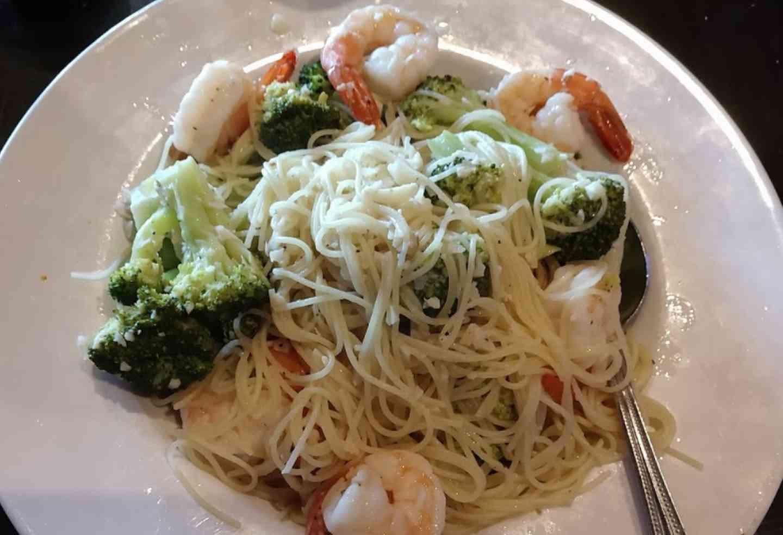 Shrimp & Broccoli
