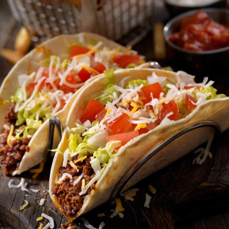 Tacos (Chicken or Fish) - la carte $2