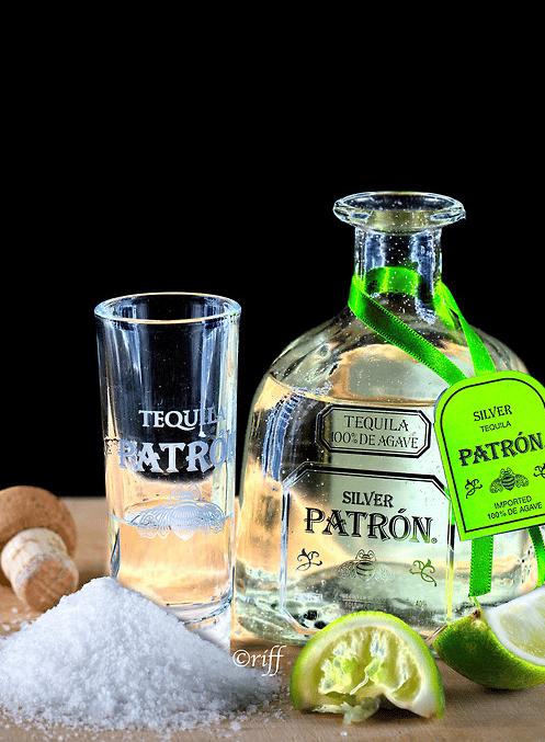 Avion / Patron Tequila Silver Shots
