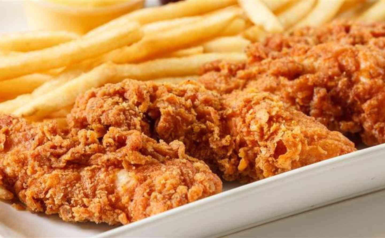 Chicken Tenders w/ Fries