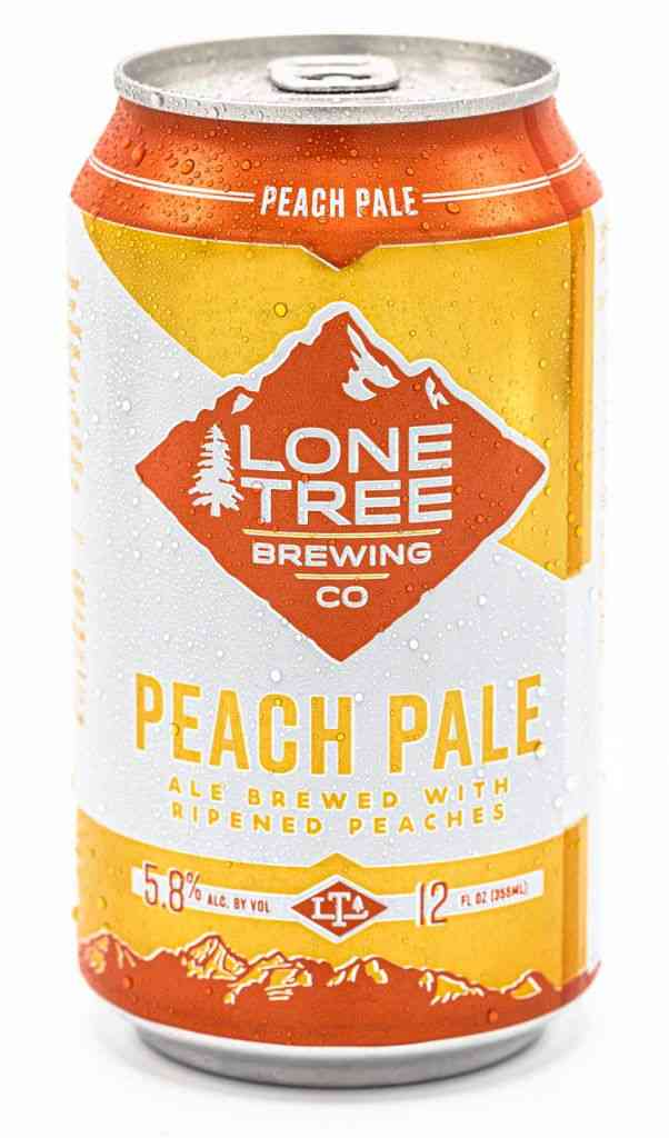 Lone Tree Brewing Co. Peach Pale Ale