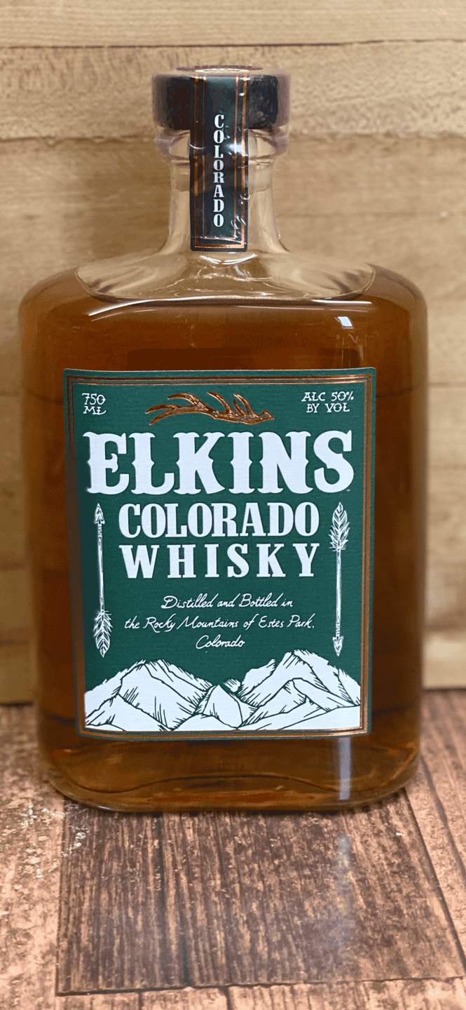 Elkins Colorado Whiskey