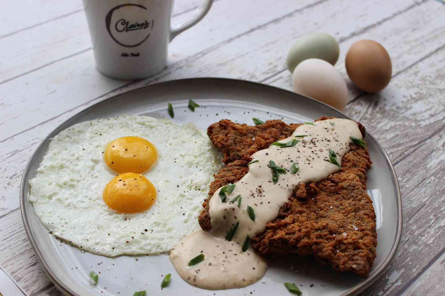 Country Fried Steak*