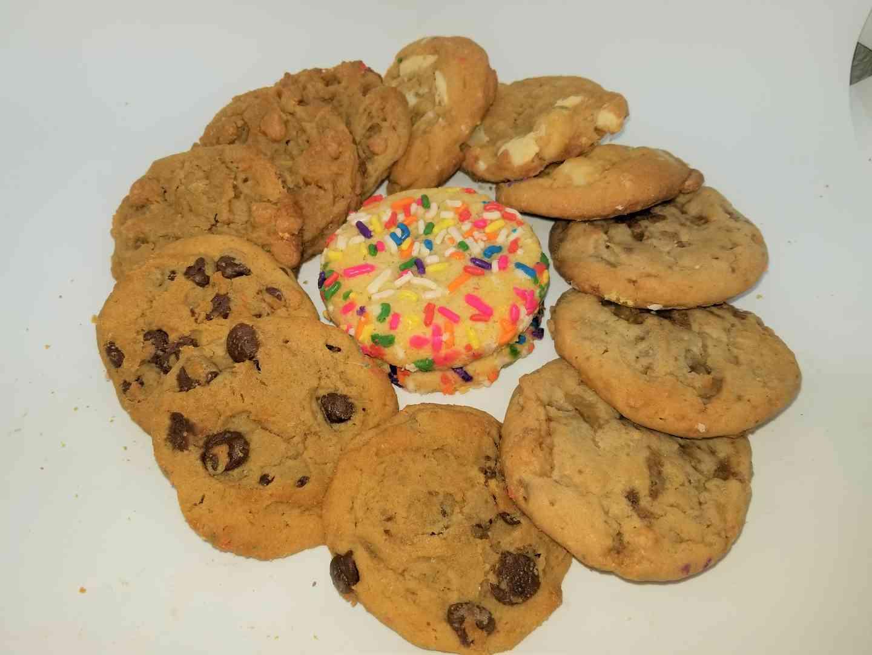 Cookie Boxed Baker's Dozen