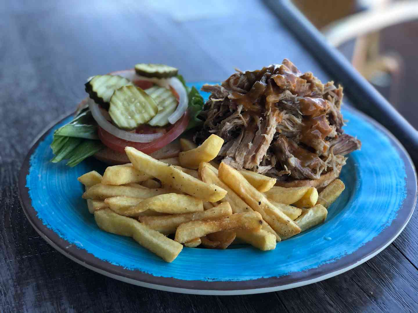 Smoke House BBQ Pulled Pork