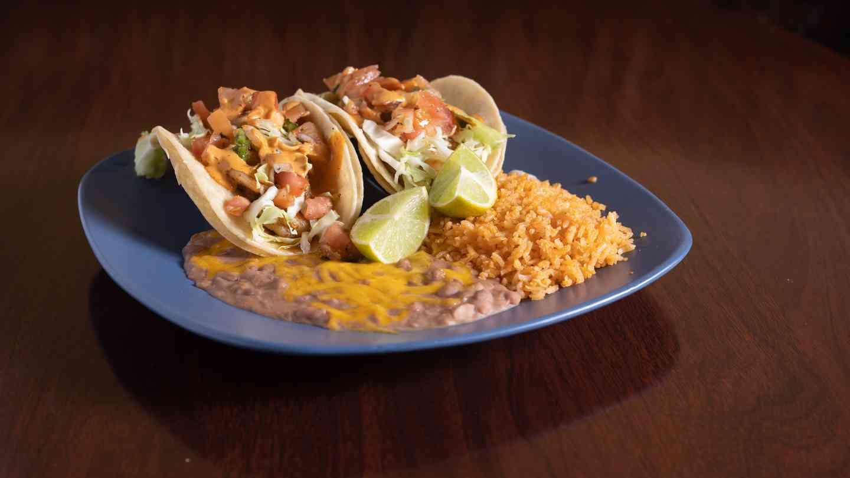 Tacos de Camaron (2)