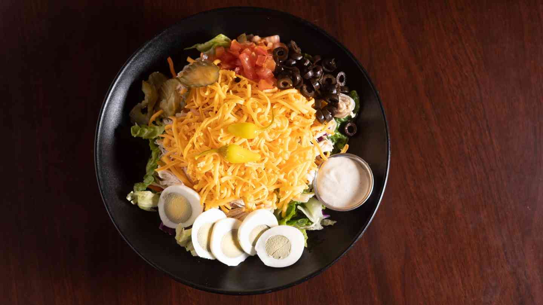 Mexico Deluxe Salad