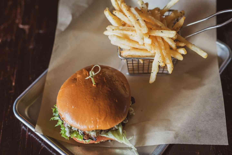 Blue Collar Burger