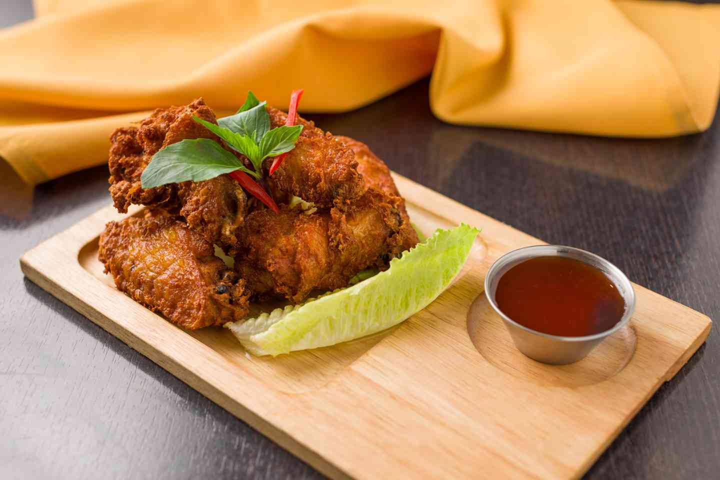 Thai Buffalo Wing