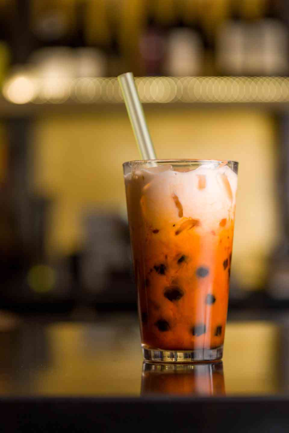 Boba Thai Iced Tea