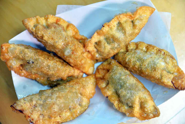 Fried Gyoza
