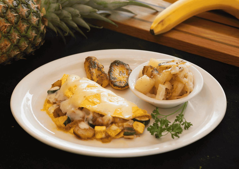Cuban Omelet