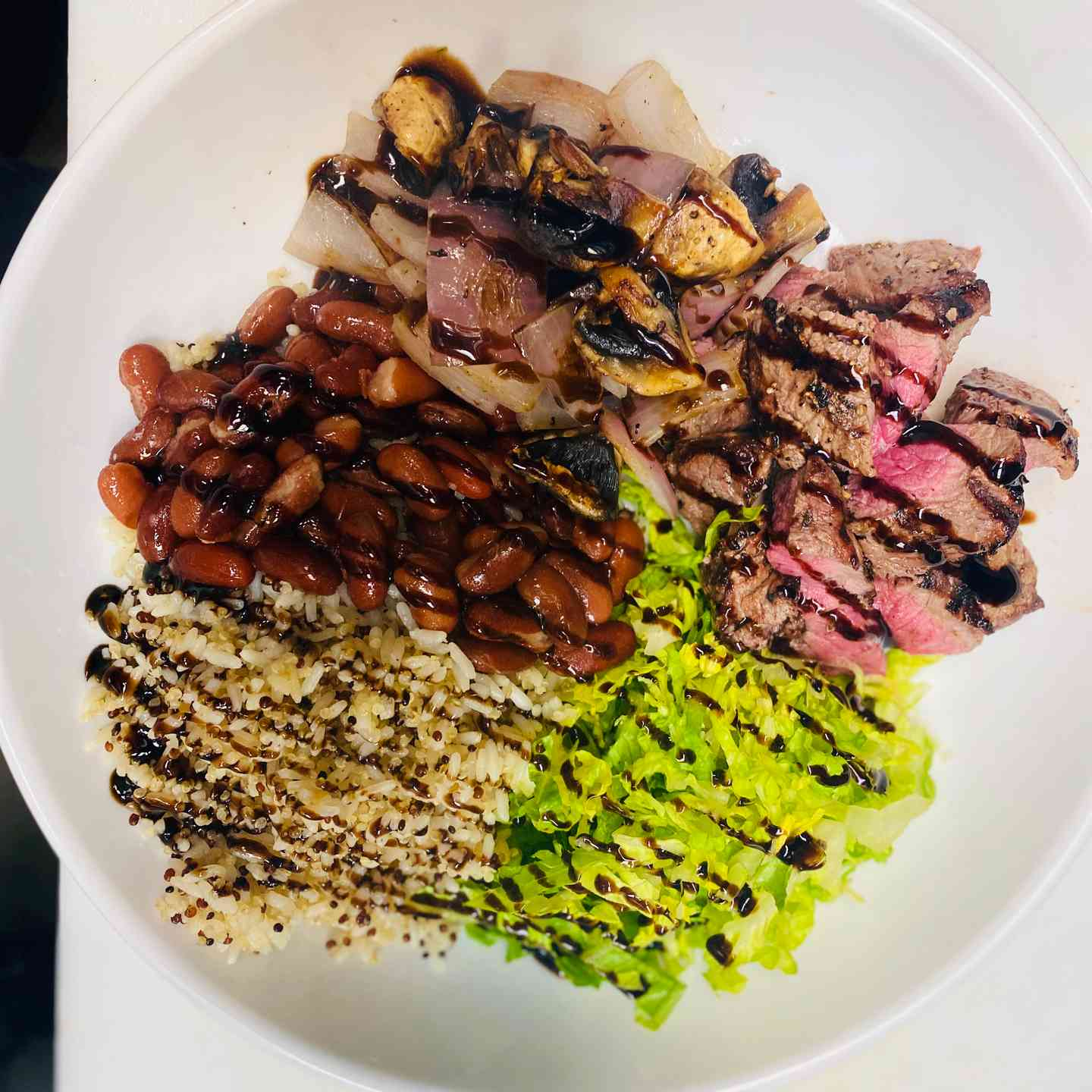 Dockside Sirloin Bowl