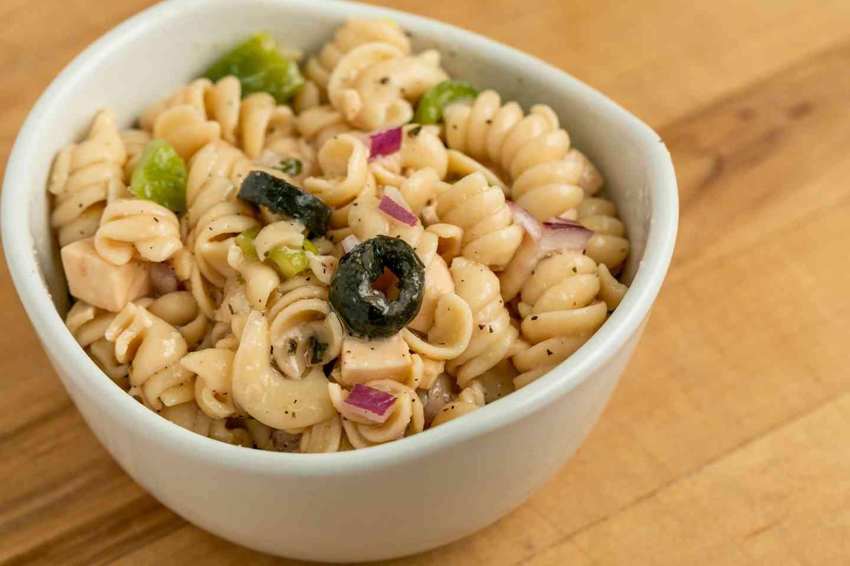 Homemade Deli Pasta Salad