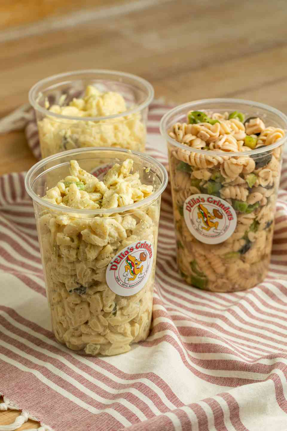 2lb. Bulk Salads - May be ordered same day if available.