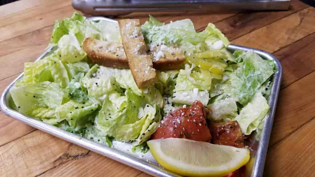 "The ""Grille"" Caesar Salad"