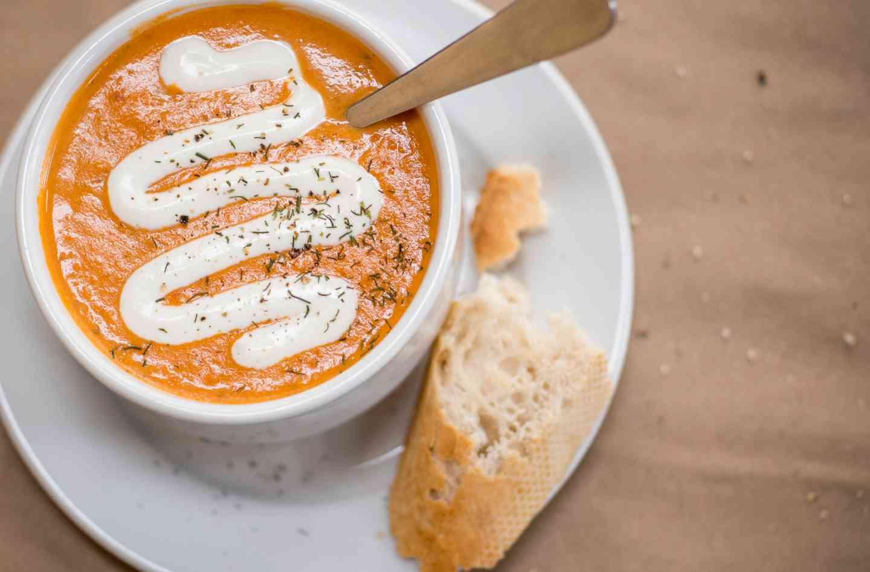 Tomato & Dill