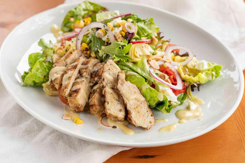Sapphire Grilled Chicken Salad