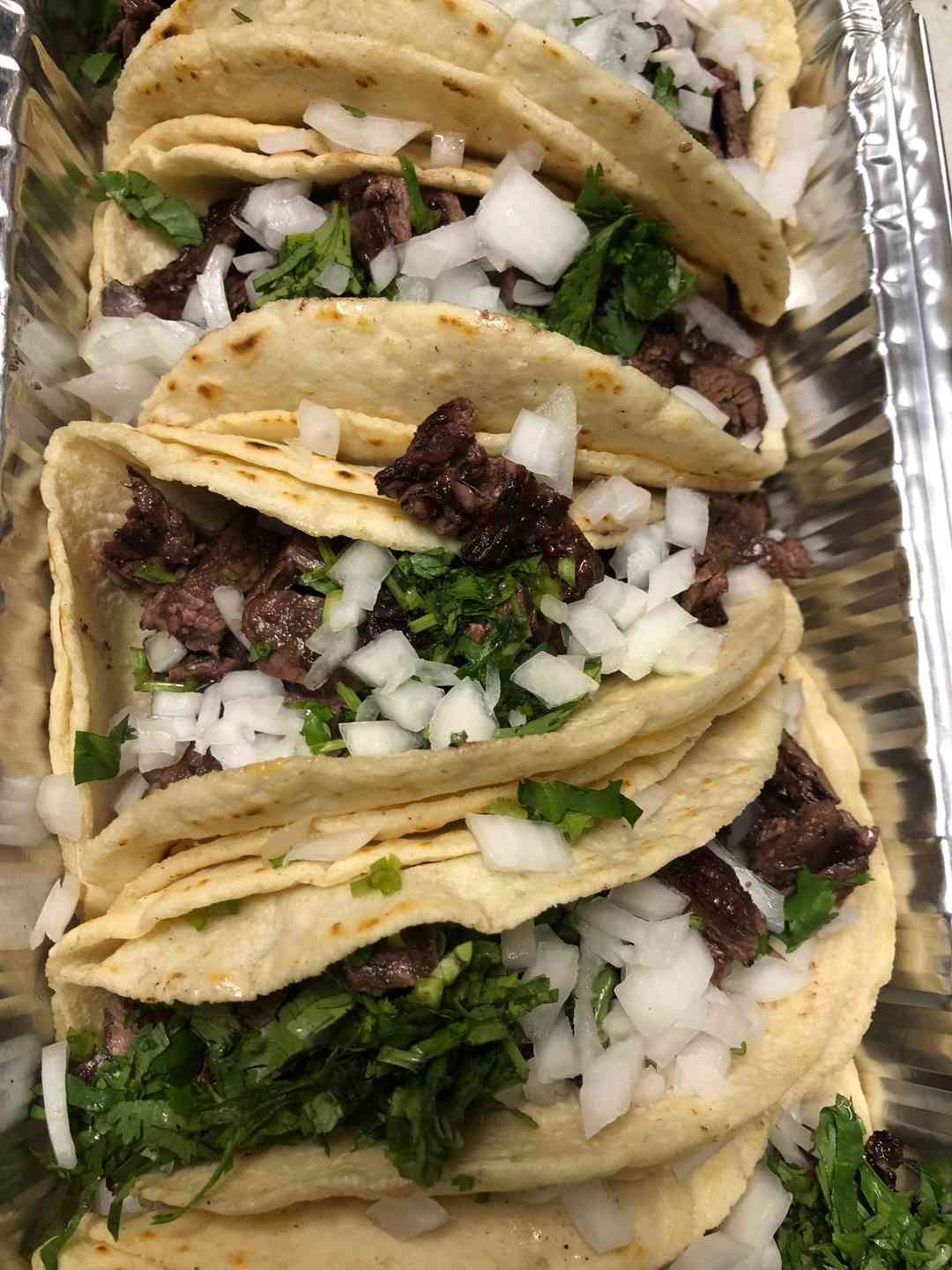 Side Taco Mexican Style