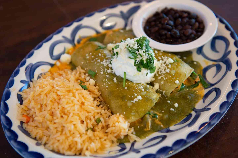 Enchiladas Guadalajara