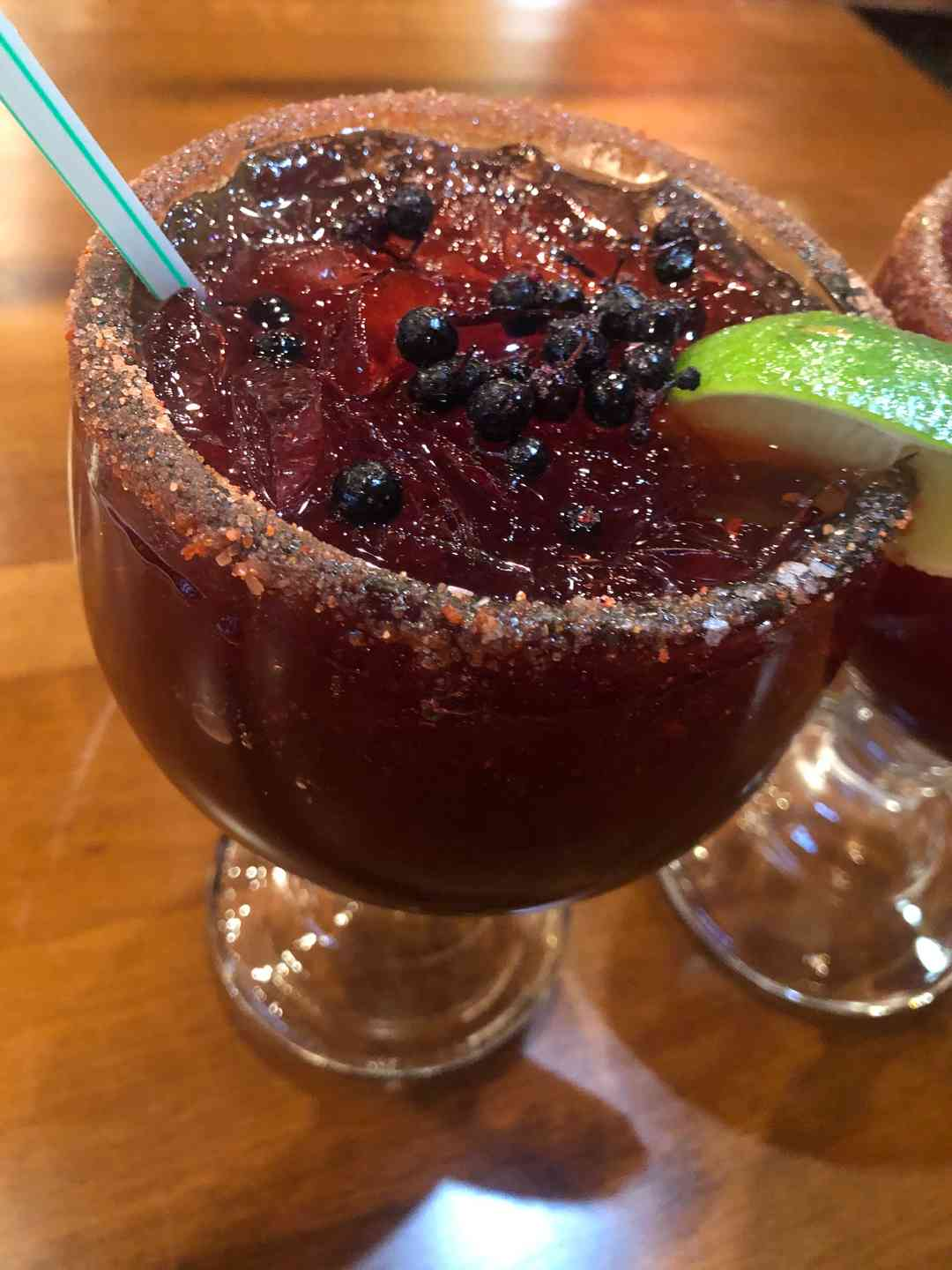 Huckleberry Margarita