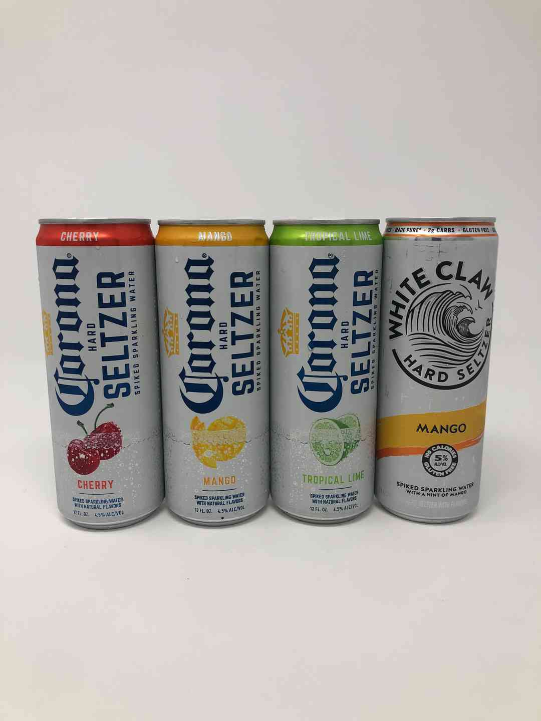 Corona Hard Seltzer and/or White Claw