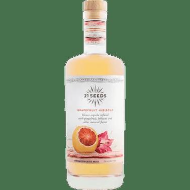 21 Seeds Grapefruit Hibiscus Tequila