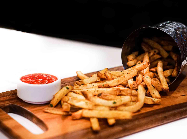 Hand Cut Belgium Fries