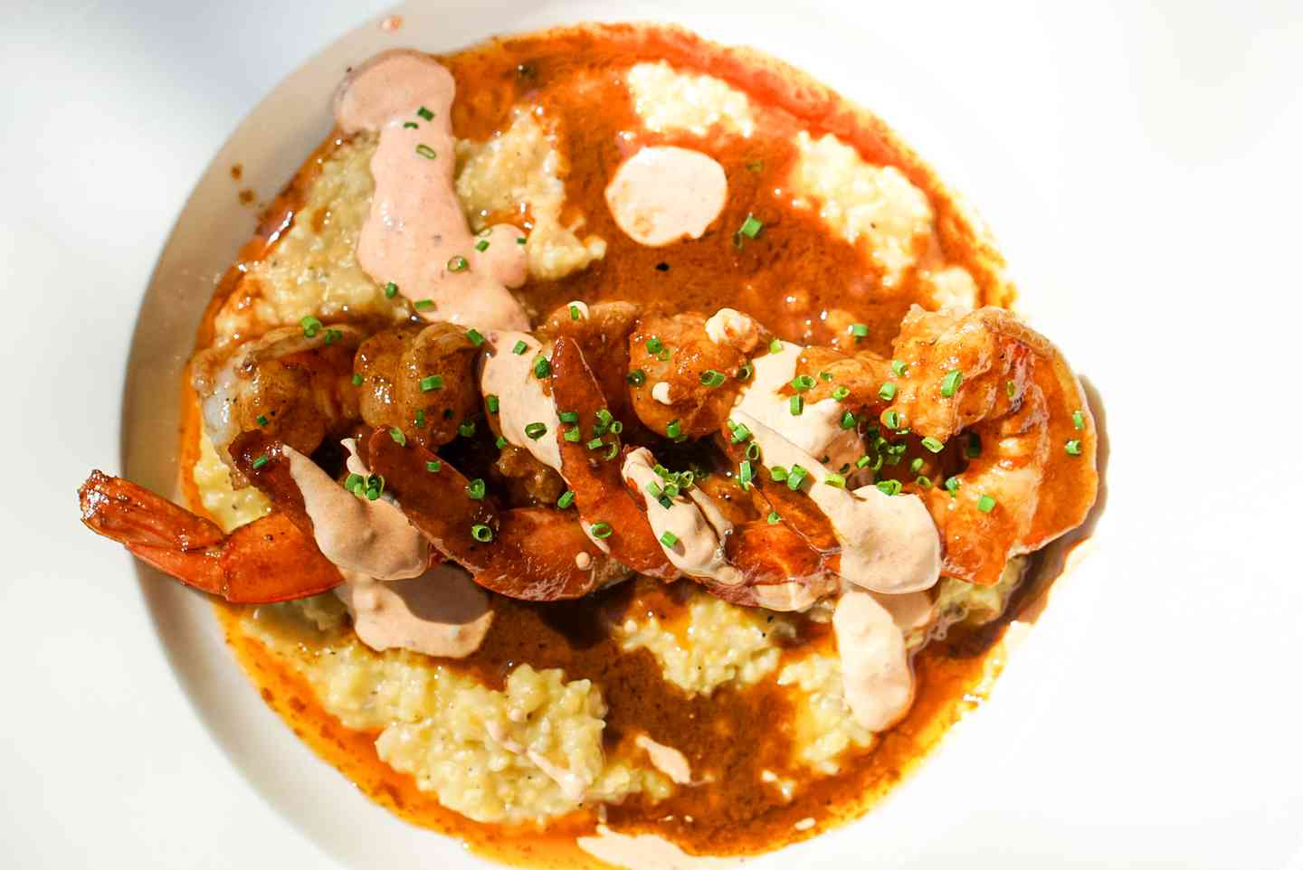 Shrimp n' Grits