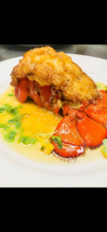 Lobster Meuniere