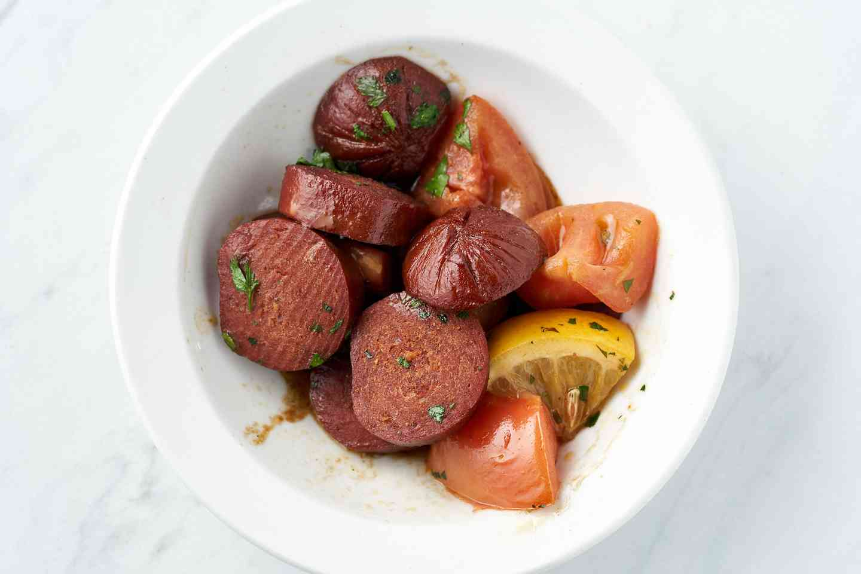 Armenian Spicy Sausage (Sujok)
