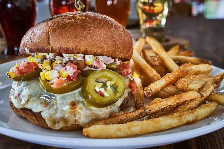 Sonoran Burger*