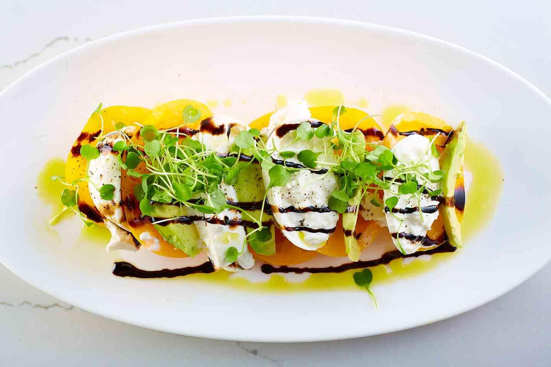 Burrata Caprese