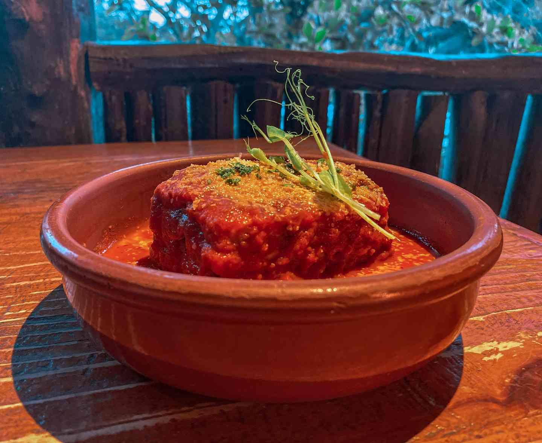 Lasagna Rustica °