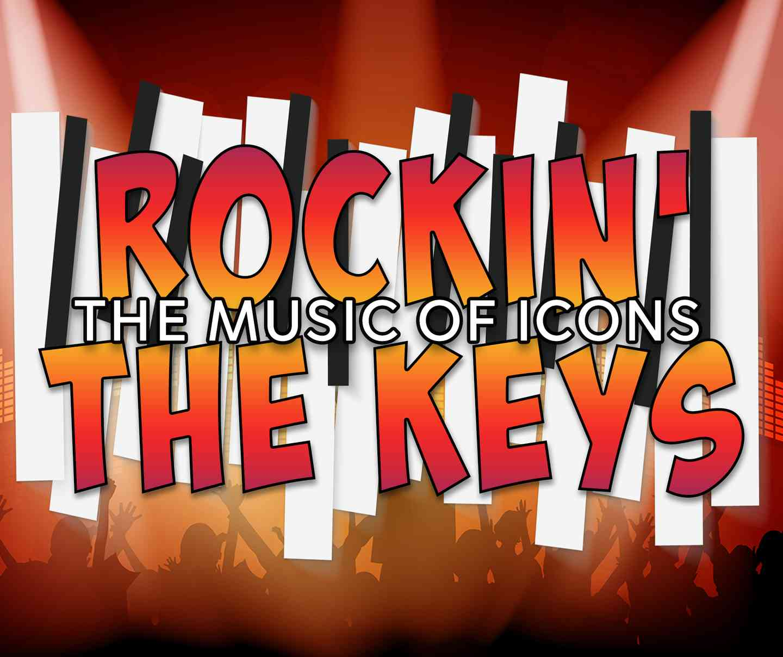 Show Title logo Rocking the Keys
