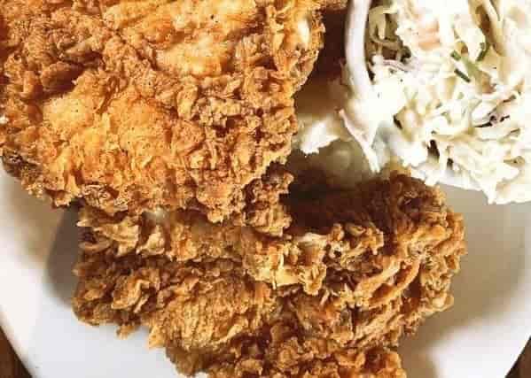 EVERY WEDNESDAY: Buttermilk battered Fried Chicken