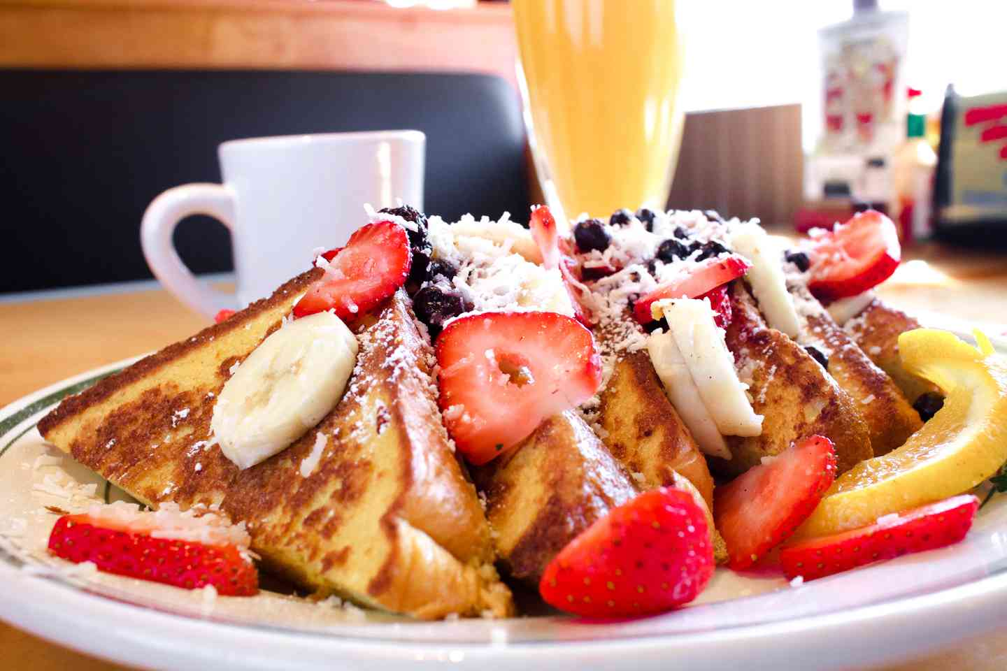 Paradise French Toast