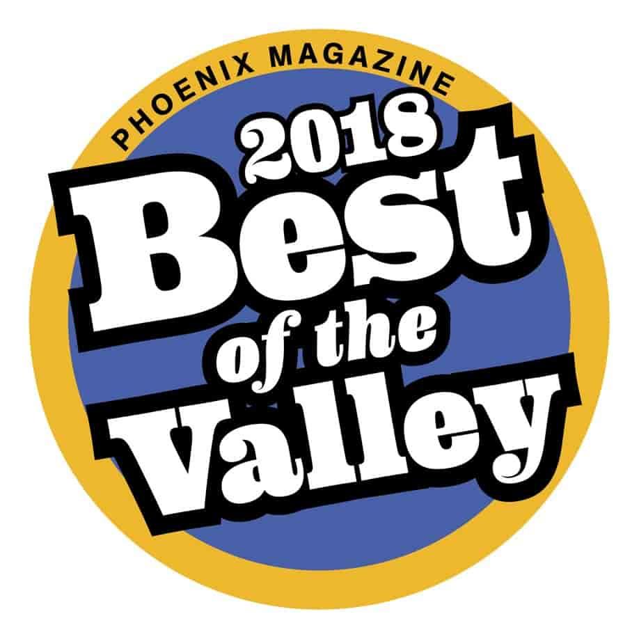 'Best Margarita' in the Valley - Phoenix Magazine 2017, 2018 & 2019