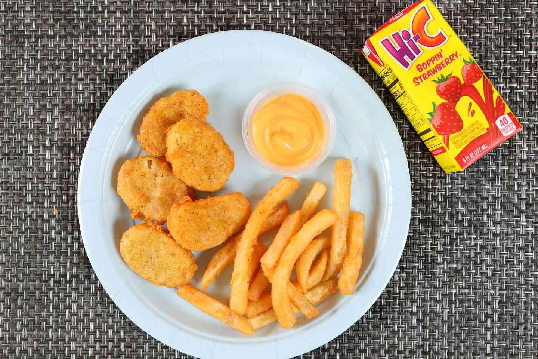 K-1 Kids Chicken Nuggets Meal