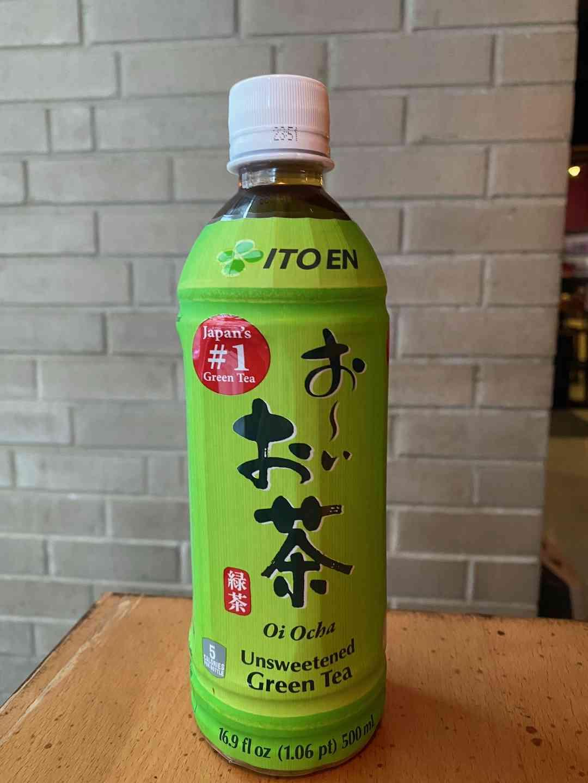 Oi Ocha Bottle 500mL