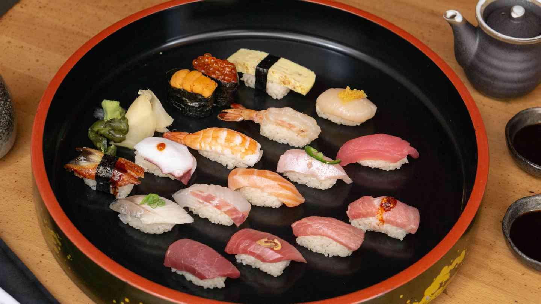 Nigiri Omakase (20 pieces)*