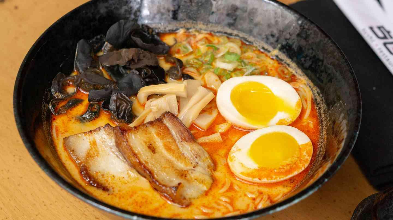 Spicy Miso Ramen*