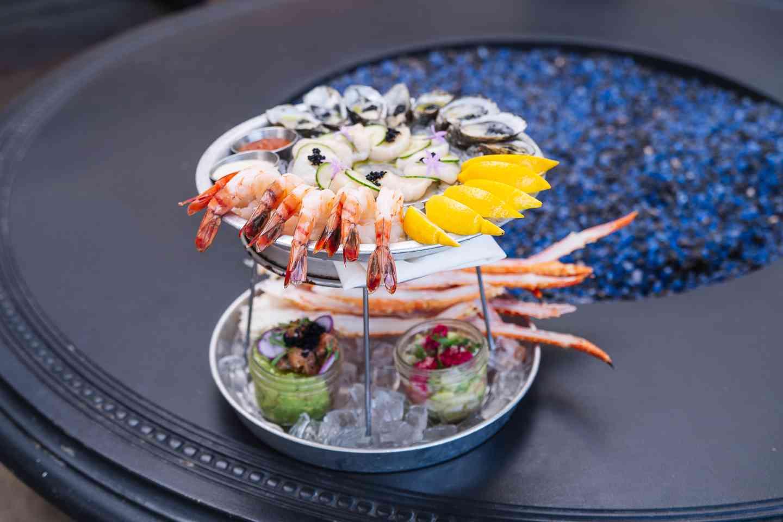 Seafood Platter (for 2ppl)
