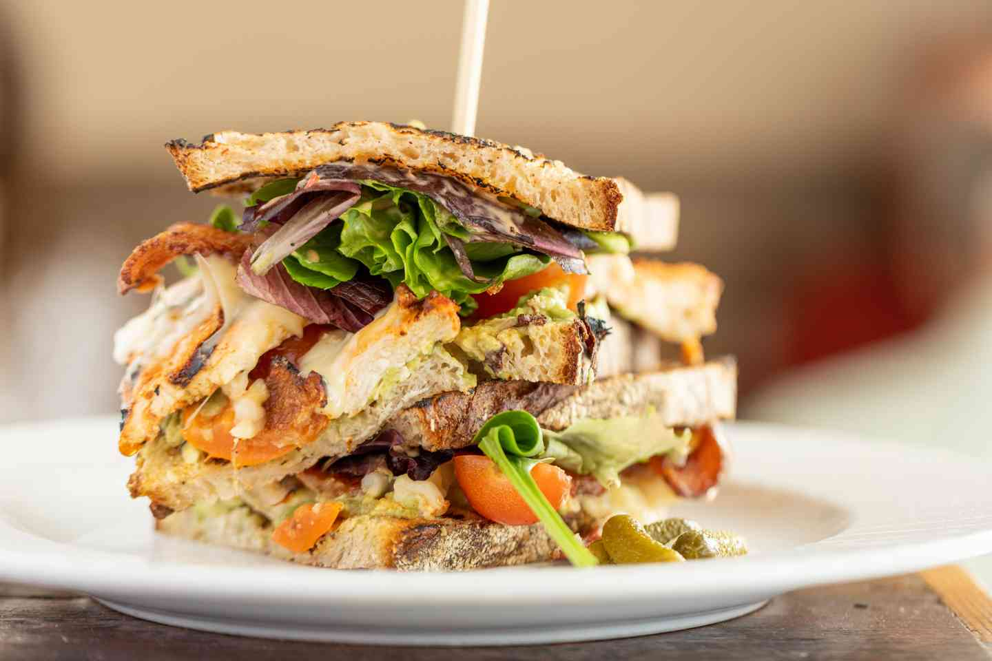 Healthy Chicken Club