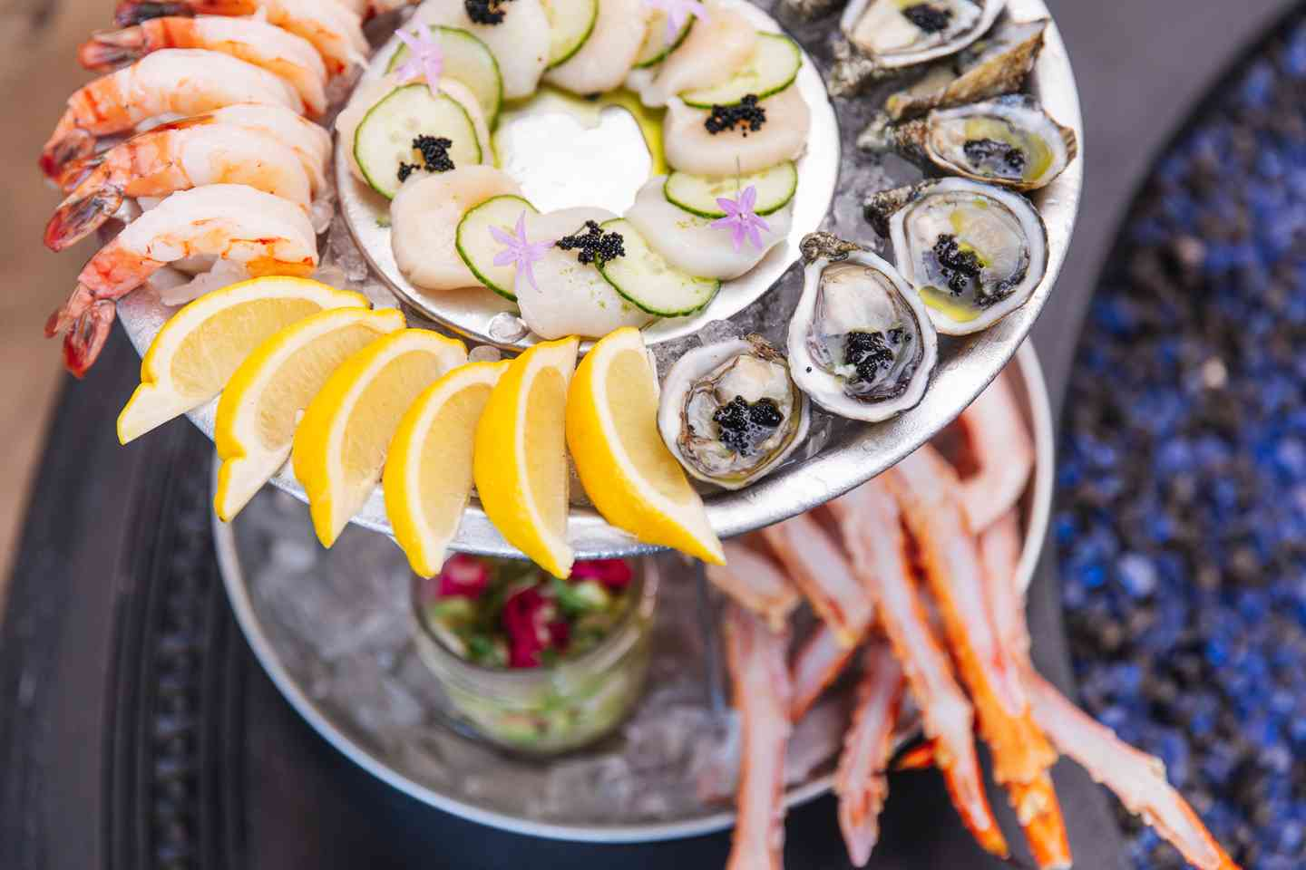 Seafood Tower (for 4ppl)