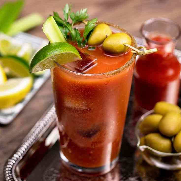 Magoo's Bloody Marys