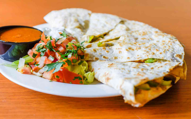 Quesadilla- Veggie