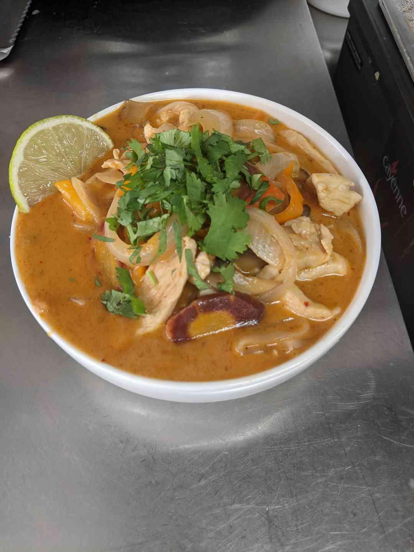 Khao Soi Noodles