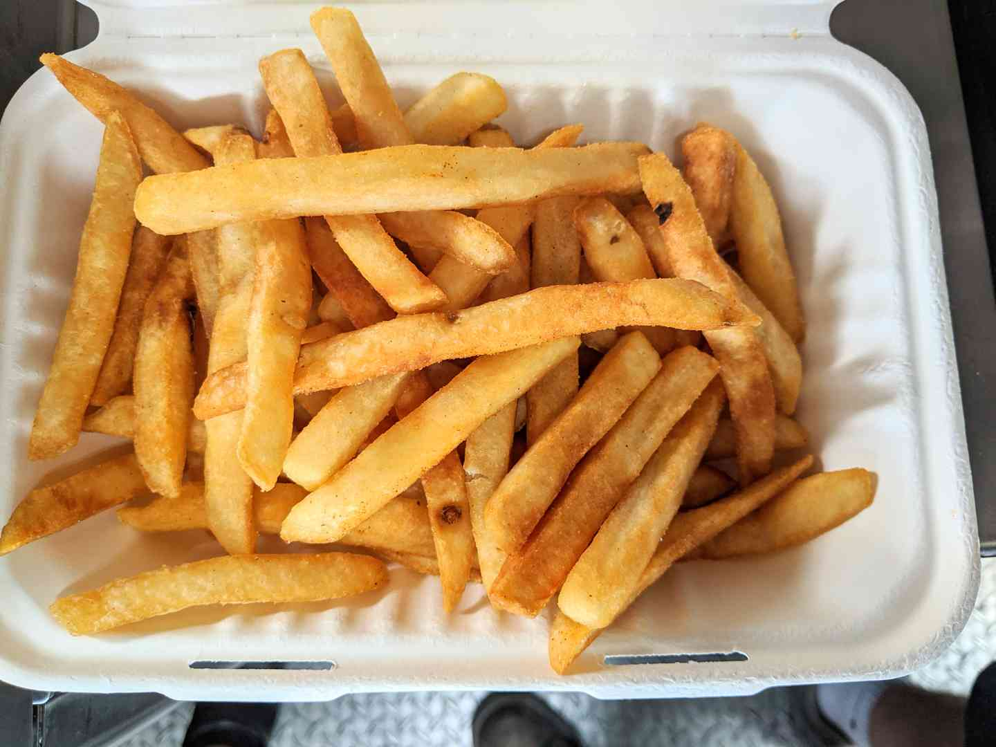 Fries and Fry Sauce