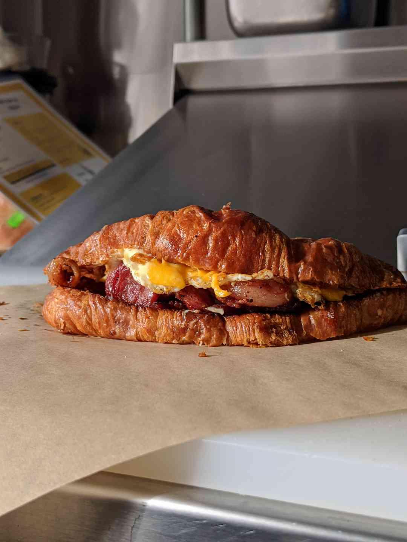 Breakfast Sammie
